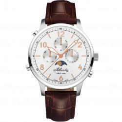 Zegarek Atlantic 68550.41.25R