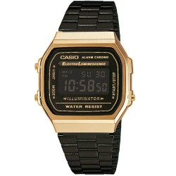 Zegarek Casio A168WEGB-1BEF