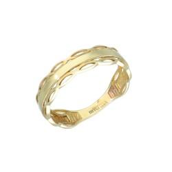 Pierścionek złoty 333 r14 EA11716
