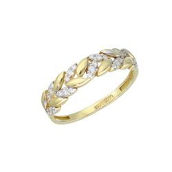 Pierścionek złoty 333 R15 EB13610