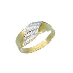 Pierścionek złoty 333 r15 EA16443