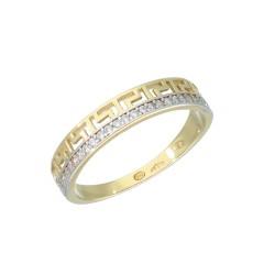 EB15342 Pierścionek złoto 333 r.15