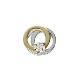 Zawieszka diament złoto 585 Y03-14772