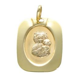 Medalik złoty 333 LA10016