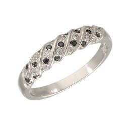Pierścionek srebrny r13 B00-PO46303