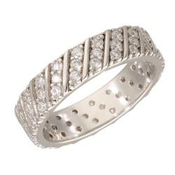 Pierścionek srebrny r14 HSC-IPCW030