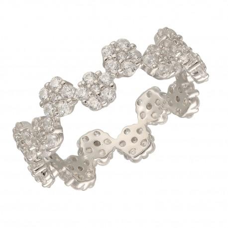 Pierścionek srebrny r15 CIJ-IPCW036