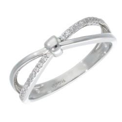 Pierścionek srebrny r18 B00-PW46761