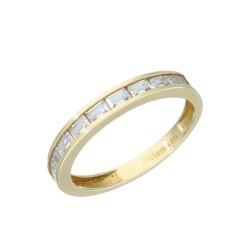 Pierścionek złoty 333 r17 EB15221