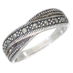 Pierścionek srebrny r16 C00-PH46635
