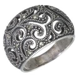 Pierścionek srebrny r15 000-SPZ8450